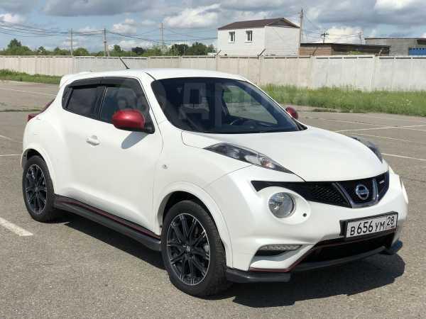 Nissan Juke, 2014 год, 1 065 000 руб.
