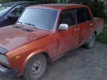 ВАЗ (Лада) 2107, 1999 г., Омск