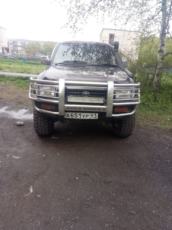 Toyota Hilux Surf, 1993 год, 435 000 руб.