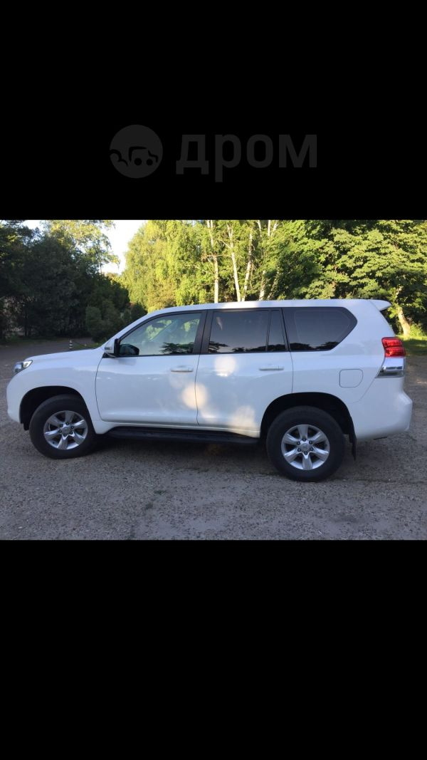 Toyota Land Cruiser Prado, 2012 год, 1 740 000 руб.