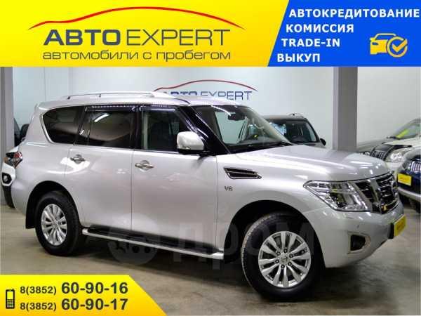 Nissan Patrol, 2014 год, 2 298 000 руб.
