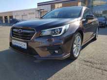 Владивосток Subaru Legacy 2018