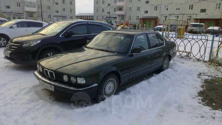 BMW 7-Series, 1989 год, 300 000 руб.