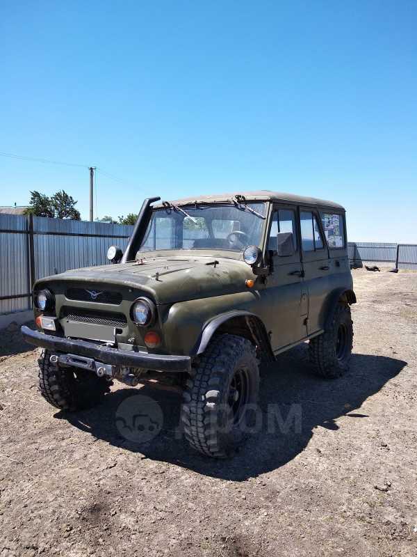 УАЗ 469, 1976 год, 225 000 руб.