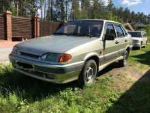 ВАЗ (Лада) 2115, 2007 г., Новосибирск
