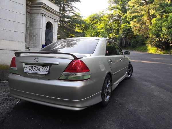 Toyota Mark II, 2004 год, 380 000 руб.