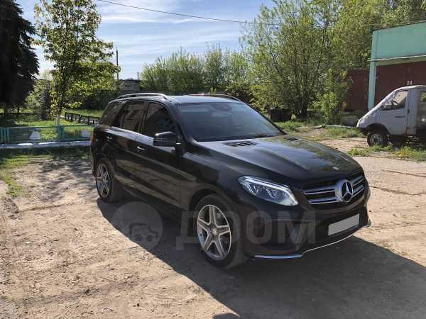 Mercedes-Benz GLE, 2015 год, 2 900 000 руб.