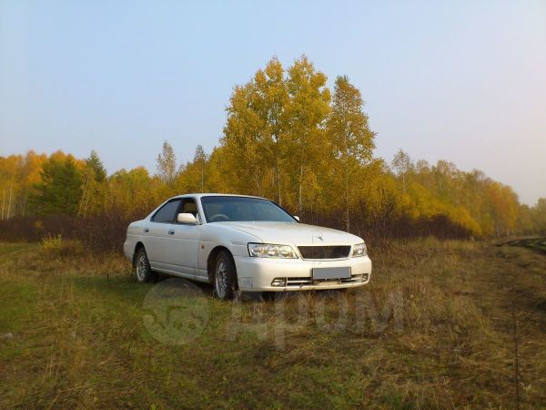 Nissan Laurel, 2001 год, 240 000 руб.