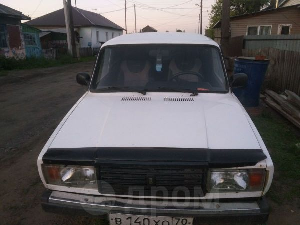 Лада 2107, 2005 год, 42 000 руб.