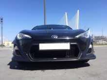 Владивосток GT 86 2014