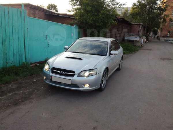 Subaru Legacy B4, 2003 год, 220 000 руб.