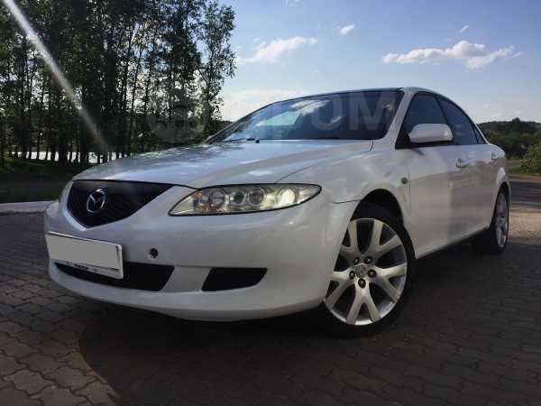 Mazda Atenza, 2002 год, 272 000 руб.