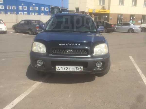 Hyundai Santa Fe Classic, 2003 год, 350 000 руб.