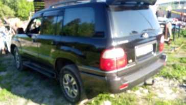Томск LX470 2002