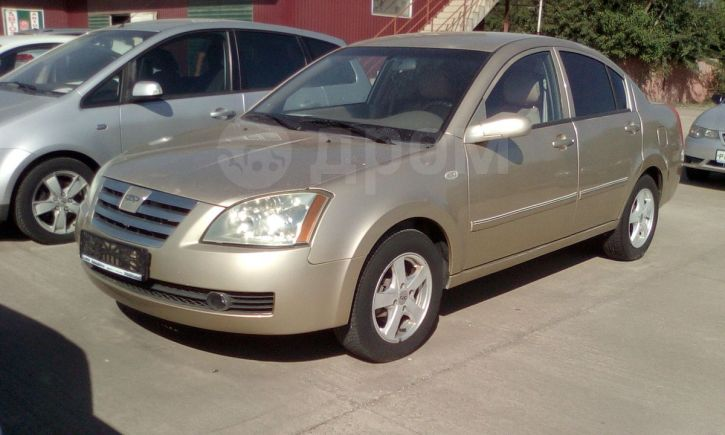 Chery Fora A21, 2002 год, 235 000 руб.