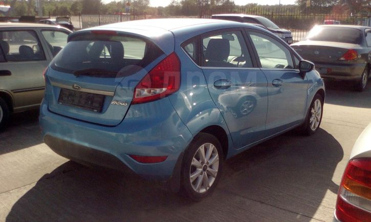 Ford Fiesta, 2008 год, 420 000 руб.