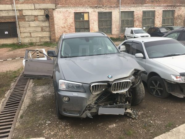 BMW X3, 2013 год, 750 000 руб.