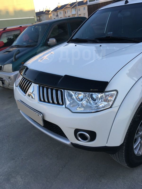 Mitsubishi Pajero Sport, 2013 год, 1 520 000 руб.