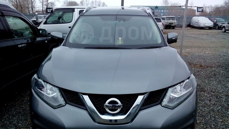Nissan X-Trail, 2016 год, 1 580 000 руб.