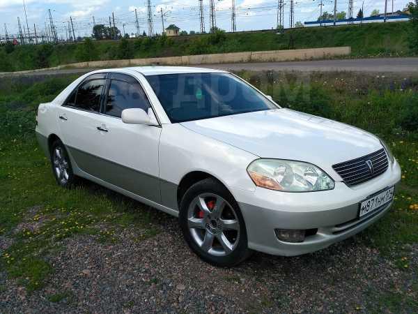 Toyota Mark II, 2000 год, 325 000 руб.