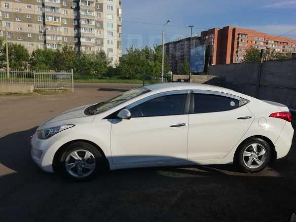 Hyundai Avante, 2011 год, 575 000 руб.