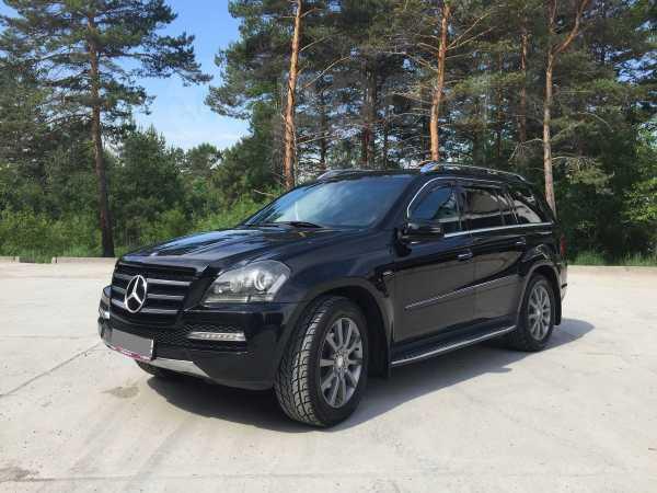 Mercedes-Benz GL-Class, 2011 год, 1 590 000 руб.