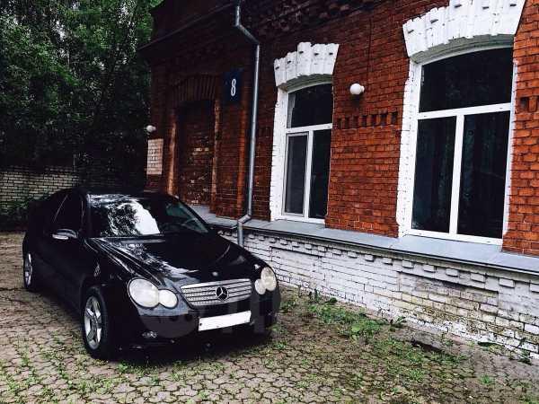 Mercedes-Benz C-Class, 2005 год, 495 000 руб.