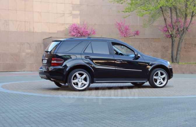Mercedes-Benz M-Class, 2007 год, 1 100 000 руб.