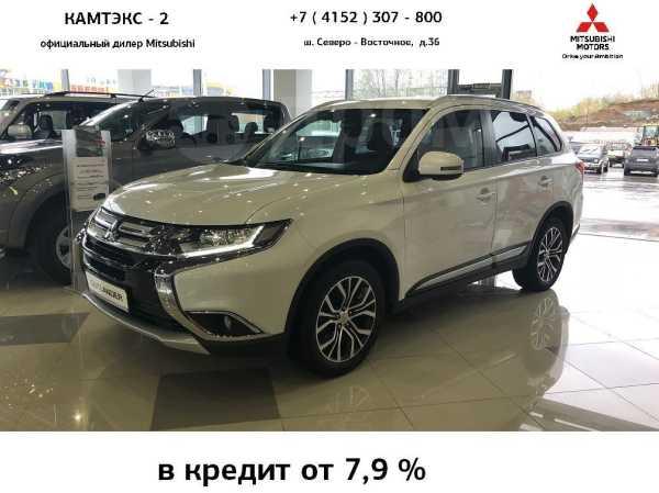 Mitsubishi Outlander, 2016 год, 1 660 000 руб.