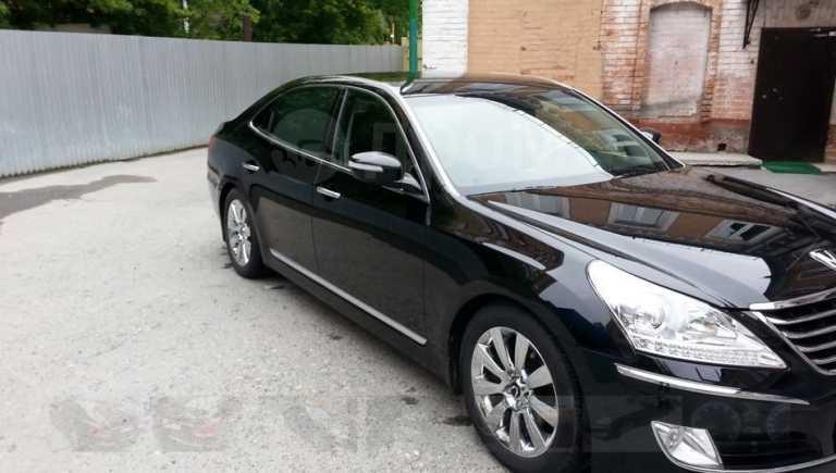 Hyundai Equus, 2012 год, 1 030 000 руб.