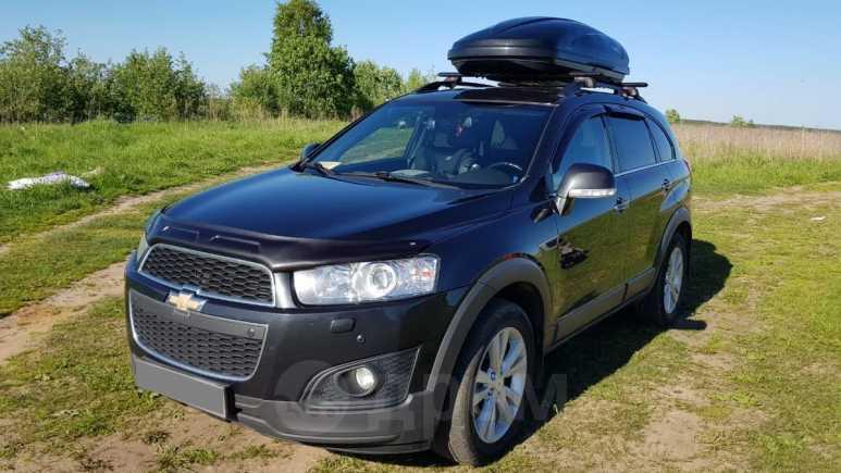 Chevrolet Captiva, 2013 год, 1 150 000 руб.