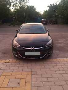 Армавир Opel Astra 2012