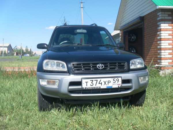 Toyota RAV4, 1996 год, 255 000 руб.