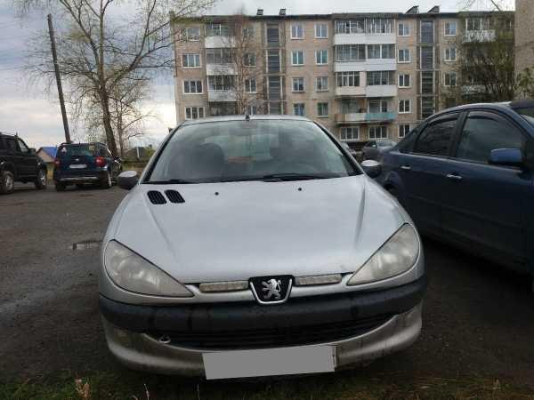 Peugeot 206, 2000 год, 100 000 руб.