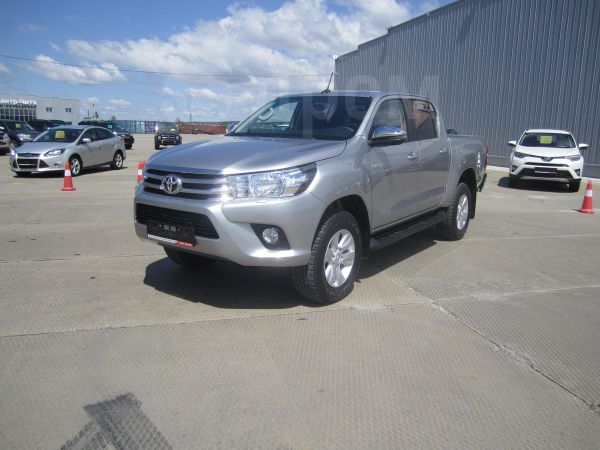 Toyota Hilux Pick Up, 2018 год, 2 398 000 руб.