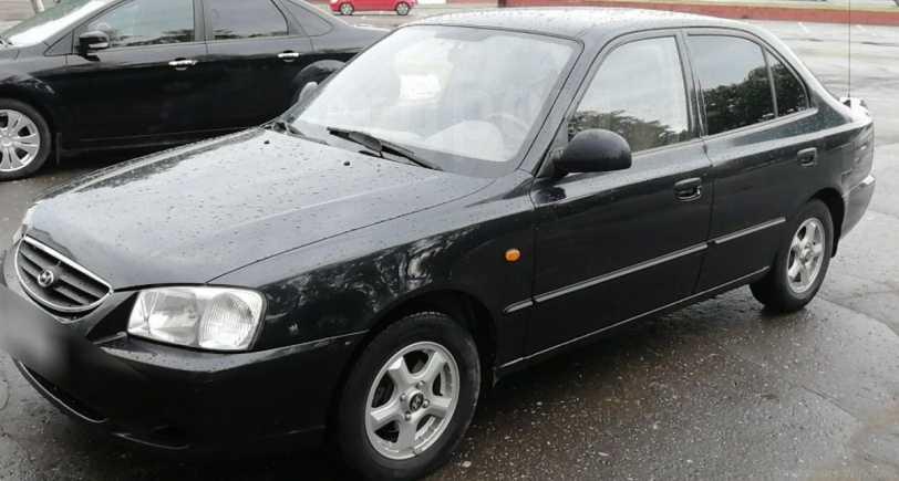 Hyundai Accent, 2008 год, 315 000 руб.