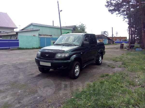 УАЗ Патриот Пикап, 2011 год, 500 000 руб.