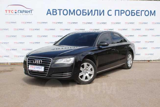 Audi A8, 2012 год, 1 107 400 руб.