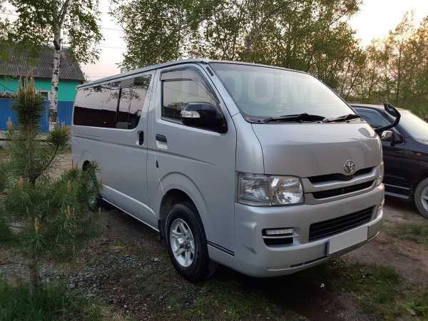 Toyota Hiace, 2009 год, 1 370 000 руб.