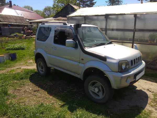 Suzuki Jimny, 2003 год, 440 000 руб.