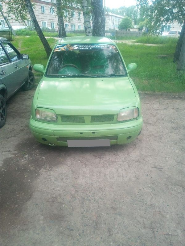 Nissan March, 1992 год, 67 000 руб.