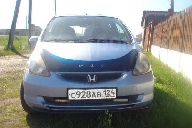 Honda Jazz, 2003 год, 310 000 руб.
