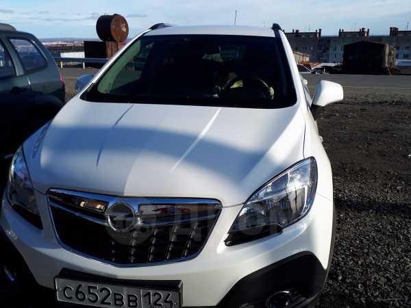 Opel Mokka, 2013 год, 900 000 руб.