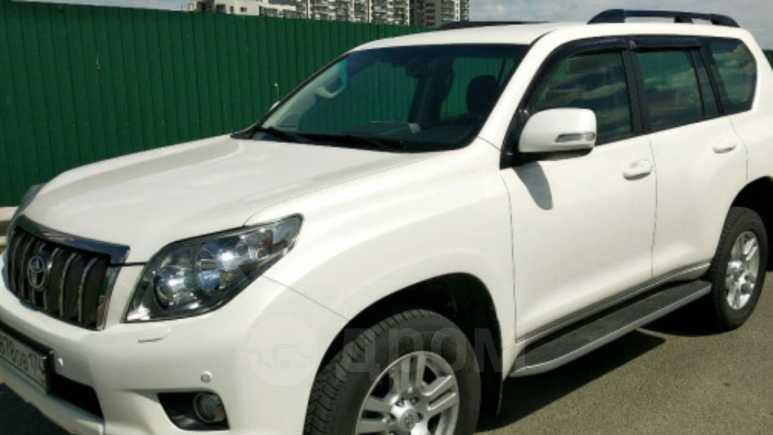 Toyota Land Cruiser Prado, 2011 год, 1 850 000 руб.