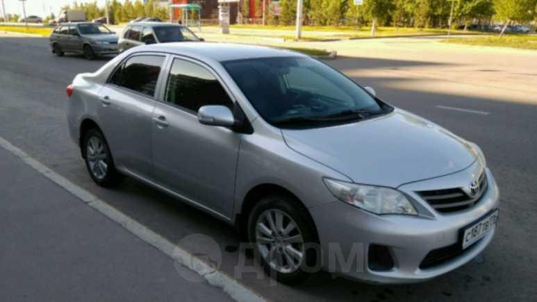 Toyota Corolla, 2013 год, 710 000 руб.