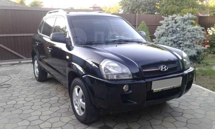 Hyundai Tucson, 2007 год, 485 000 руб.