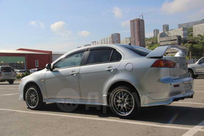 Mitsubishi Galant Fortis, 2007 год, 415 000 руб.