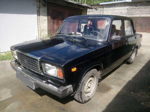 Лада 2107, 2011 год, 145 500 руб.