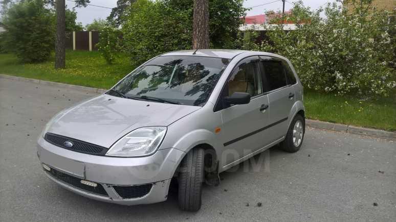 Ford Fiesta, 2003 год, 125 000 руб.