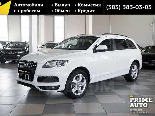 Audi Q7, 2012 год, 1 649 000 руб.